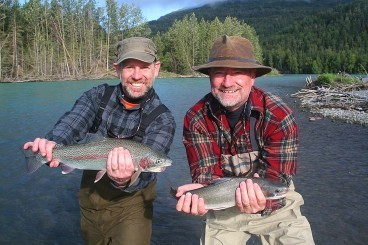 Kenai River Trout Fishing